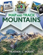 Book cover of MAP & TRACK MOUNTAINS