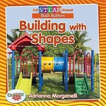 Book cover of BUILDING WITH SHAPES