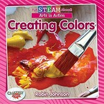 Book cover of CREATING COLORS
