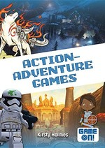 Book cover of ACTION-ADVENTURE GAMES