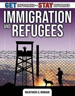 Book cover of IMMIGRATION & REFUGEES