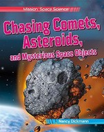 Book cover of CHASING COMETS ASTEROIDS & MYSTERIOU
