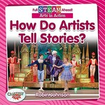 Book cover of HOW DO ARTISTS TELL STORIES