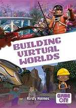 Book cover of BUILDING VIRTUAL WORLDS