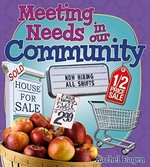 Book cover of MEETING NEEDS IN OUR COMMUNITY