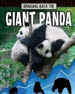 Book cover of BRINGING BACK THE GIANT PANDA