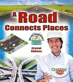 Book cover of ROAD CONNECTS PLACES