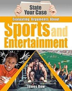 Book cover of EVALUATING ARGUMENTS ABOUT SPORTS & EN