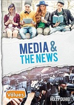 Book cover of MEDIA & THE NEWS