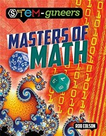 Book cover of MASTERS OF MATH