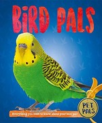 Book cover of BIRD PALS