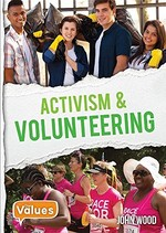 Book cover of ACTIVISM & VOLUNTEERING