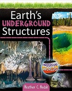 Book cover of EARTH'S UNDERGROUND STRUCTURES