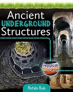 Book cover of ANCIENT UNDERGROUND STRUCTURES