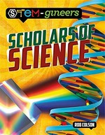 Book cover of SCHOLARS OF SCIENCE