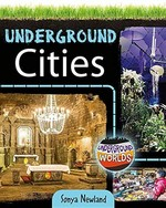 Book cover of UNDERGROUND CITIES