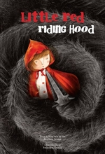 Book cover of LITTLE RED RIDING HOOD