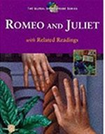 Book cover of TRAGEDY OF ROMEO & JULIET WITH READING