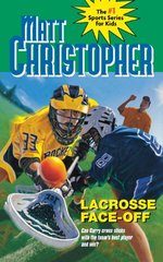 Book cover of LACROSSE FACE OFF