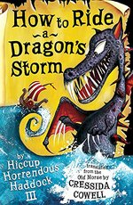 Book cover of HT RIDE A DRAGON'S STORM