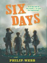 Book cover of 6 DAYS