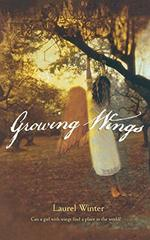 Book cover of GROWING WINGS