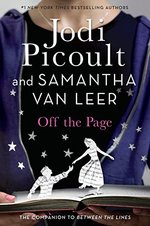 Book cover of OFF THE PAGE