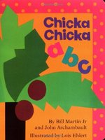 Book cover of CHICKA CHICKA ABC