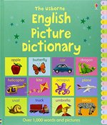 Book cover of PICTURE DICT