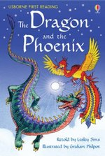 Book cover of DRAGON & THE PHOENIX