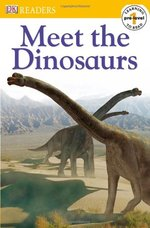 Book cover of MEET THE DINOSAURS