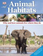 Book cover of ANIMAL HABITATS
