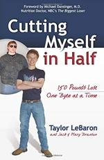 Book cover of CUTTING MYSELF IN HALF