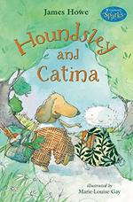 Book cover of HOUNDSLEY & CATINA