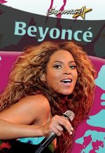 Book cover of BEYONCE