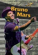 Book cover of BRUNO MARS