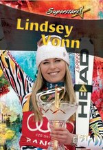 Book cover of LINDSEY VONN