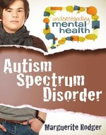 Book cover of AUTISM SPECTRUM DISORDER
