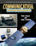 Book cover of COMMUNICATION INVENTIONS THE TALK OF THE