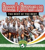 Book cover of SOCCER'S SUPERSTARS THE BEST OF THE BEST