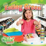 Book cover of EATING GREEN