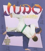 Book cover of JUDO IN ACTION