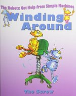 Book cover of WINDING AROUND THE SCREW