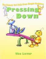 Book cover of PRESSING DOWN THE LEVER