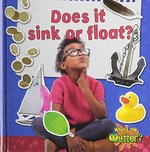 Book cover of DOES IT SINK OR FLOAT
