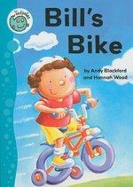 Book cover of BILL'S BIKE