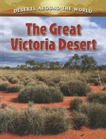 Book cover of GREAT VICTORIA DESERT