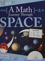 Book cover of MATH JOURNEY THROUGH SPACE