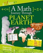 Book cover of MATH JOURNEY THROUGH PLANET EARTH