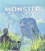 Book cover of 10 OF THE BEST MONSTER STORIES